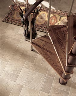 luxury vinyl tile in oxford